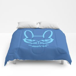 ANGRY RABBIT Comforters