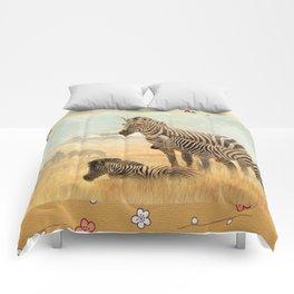 Sisters of the Savannah Comforters