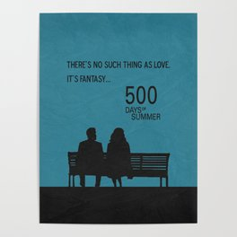 There's No Such Thing As Love Poster