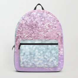 Unicorn Girls Glitter #4 (2019 Version) #shiny #pastel #decor #art #society6 Backpack