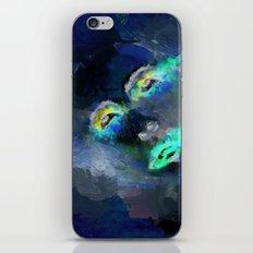 sad crown iPhone & iPod Skin