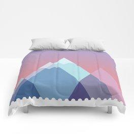 Stamp series - Everest Comforters