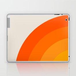 Sunrise Rainbow - Left Side Laptop & iPad Skin
