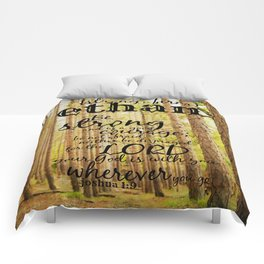 Ethan strong Comforters