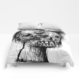 A Madman's Diary Comforters