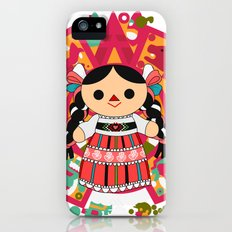 Maria 4 (Mexican Doll) iPhone (5, 5s) Slim Case