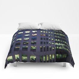 Neon Hive. Comforters