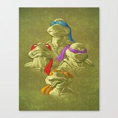 THE BROTHERHOOD Canvas Print