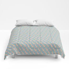 Practically Perfect - Penis in Blue Comforters