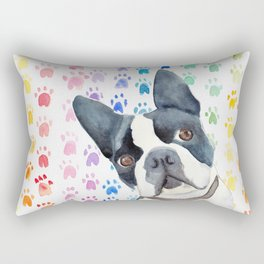 Puppy Love Rectangular Pillow