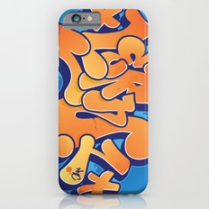 Lern 1 Bubblegum Graffiti NYC Slim Case iPhone 6s