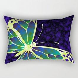 My monarch view Rectangular Pillow