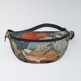 Birds and snakes Fanny Pack