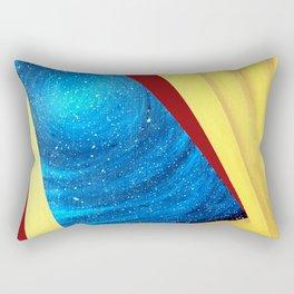View Into My Universe Rectangular Pillow
