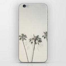 Double Exposure Palms 1 iPhone & iPod Skin