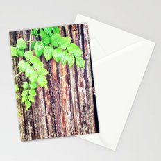 Just hanging on Stationery Cards
