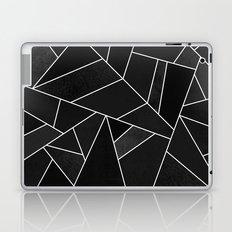 Black Stone Laptop & iPad Skin