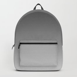 Gray Light Ombre Backpack