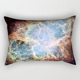 The Crab Nebula Rectangular Pillow
