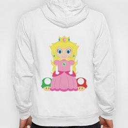 Princess Peach Hoody