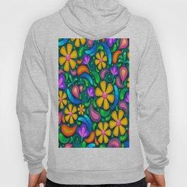 Mix Flowers VX Hoody