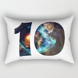 doctor who 008 Rectangular Pillow