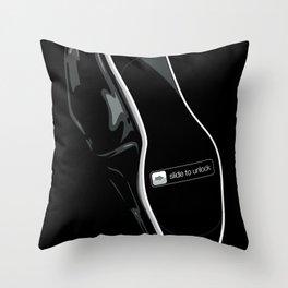Smart Phone Throw Pillow