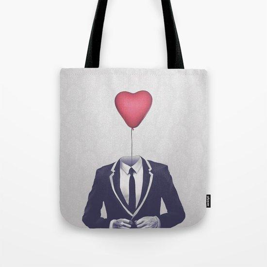 Mr. Valentine Tote Bag