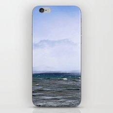 Storm on the Lake iPhone & iPod Skin