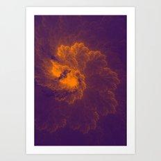 Fractal 8 Art Print