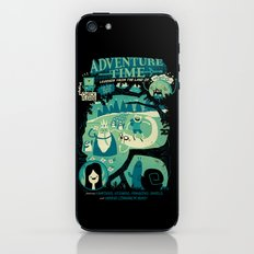 Legends from the Land of Ooo iPhone & iPod Skin