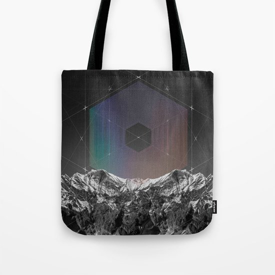 It Cannot Block Out the Sun Tote Bag