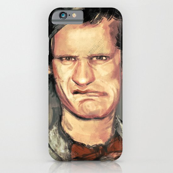 The Oncoming Storm iPhone & iPod Case