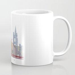 Dublin skyline pop Coffee Mug