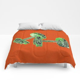 Gamma Dumbbells Comforters