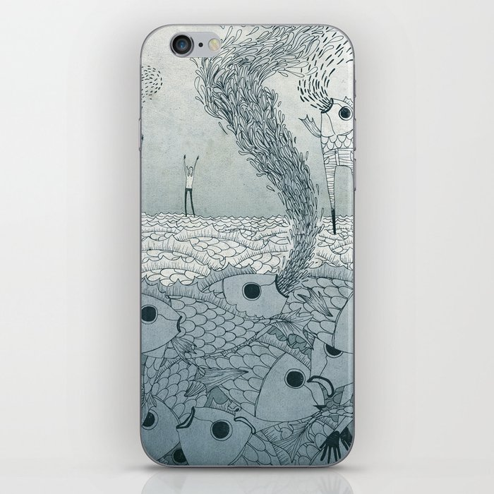 Metamorphosis iPhone Skin