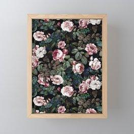 NIGHT FOREST XX Framed Mini Art Print