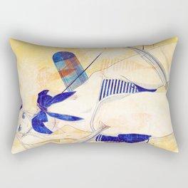 Torpedo Balloons Rectangular Pillow