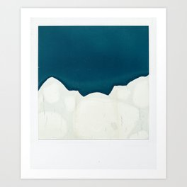 Mountains II 27455C Art Print