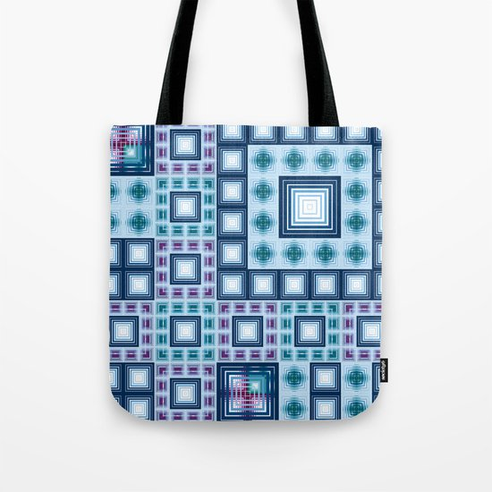 UNIT 41 Tote Bag