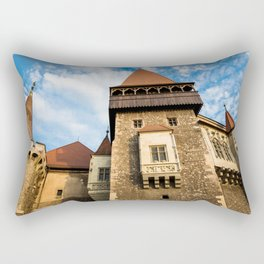 Castle & Cloudscape Rectangular Pillow