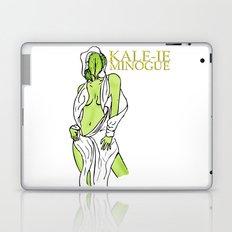 Kale-ie Minogue Laptop & iPad Skin