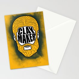 "Clay Matthews ""Clay Maker"" Stationery Cards"