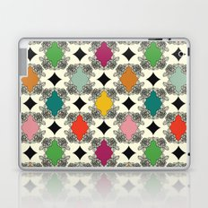 Moroccan Rose Motif Laptop & iPad Skin