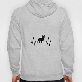 Love French bulldog, frenchies, frenchy Hoody