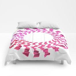 rund 6 - candyland Comforters