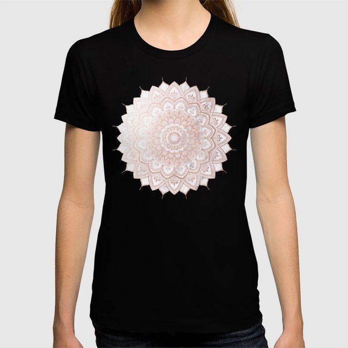 Pleasure Rose Gold T-shirt