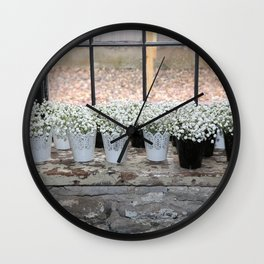 the sinclair Wall Clock