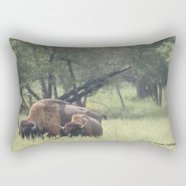All Creatures Great & Small Rectangular Pillow