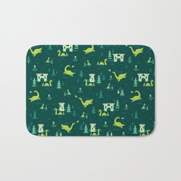 Cryptid Cuties: The Lochness Monster Bath Mat